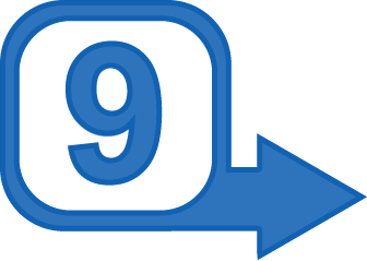 """9"" list icon for CDD Vault ELN Blog Posts"