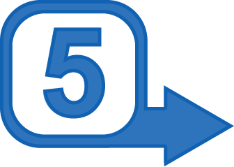 """5"" list icon for CDD Vault ELN Blog Posts"