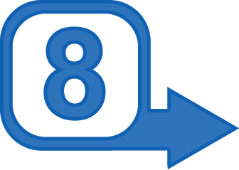"""8"" list icon for CDD Vault ELN Blog Posts"
