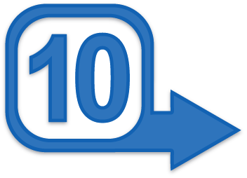 """10"" list icon for CDD Vault ELN Blog Posts"