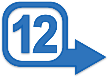 """12"" list icon for CDD Vault ELN Blog Posts"