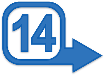 """14"" list icon for CDD Vault ELN Blog Posts"
