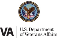 US Department of Veterans Affairs logo: CDD ELN Customer