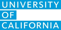 University of California logo: CDD ELN Customer