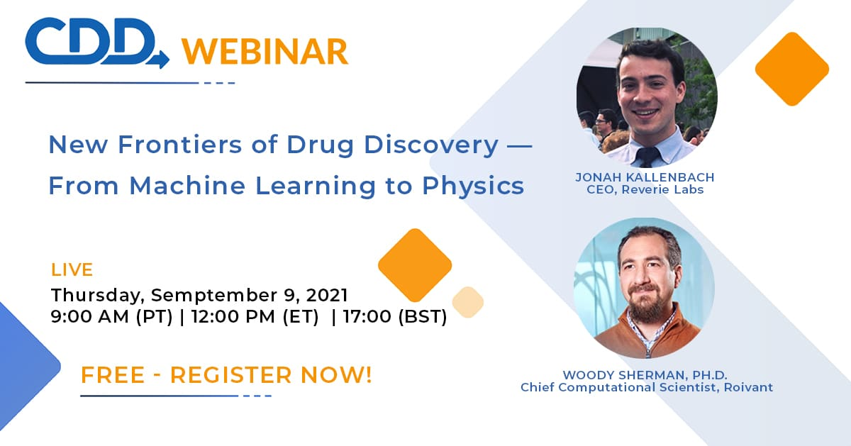New Frontiers of Drug Discovery — From Machine Learning to Physics