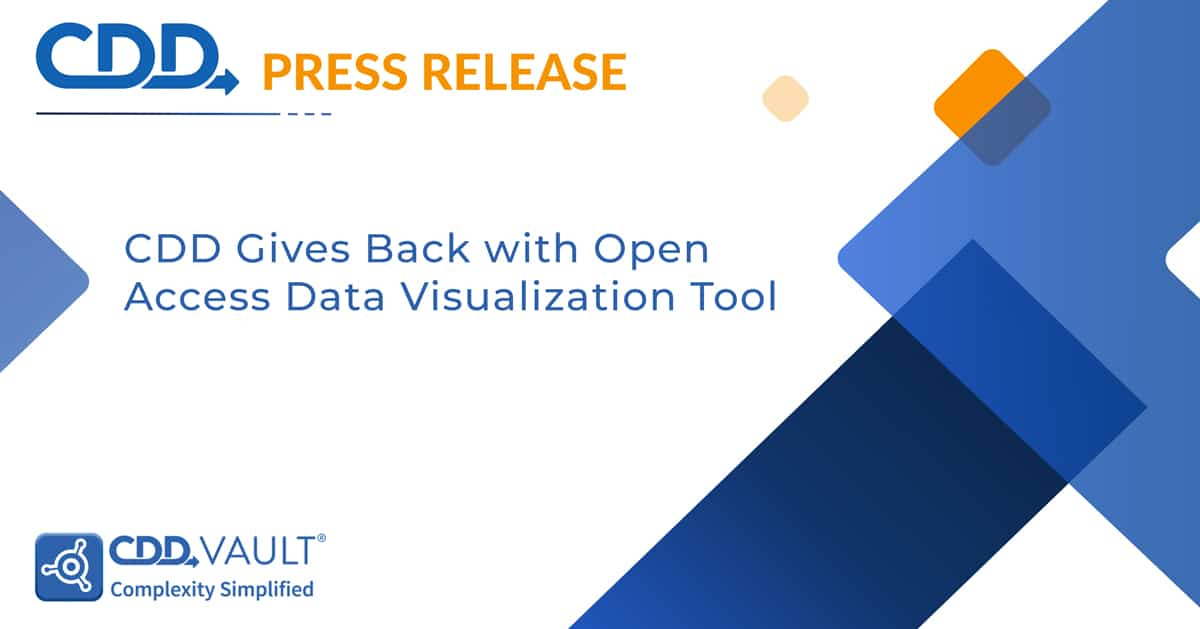 CDD Gives Back with Open Access Data Visualization Tool